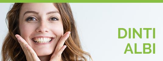 banner dinti albi - Dreossi dental