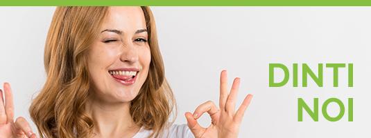 banner dinti noi - Dreossi dental